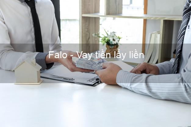Falo - Vay tiền lấy liền