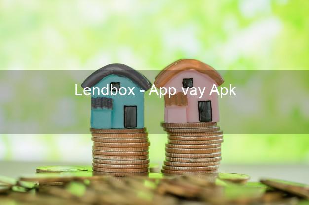 Lendbox - App vay Apk