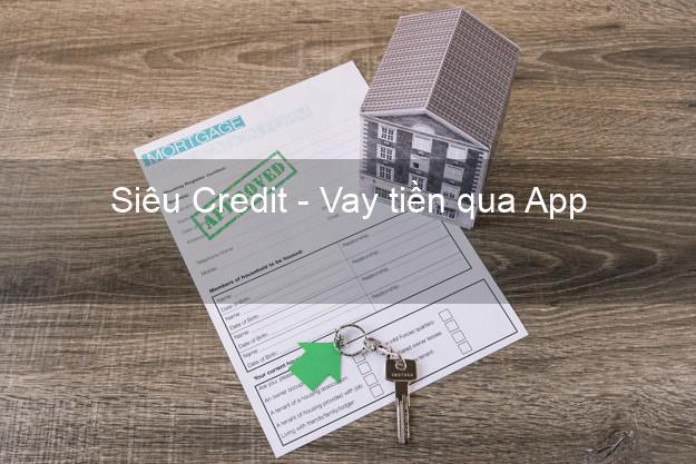 Siêu Credit - Vay tiền qua App