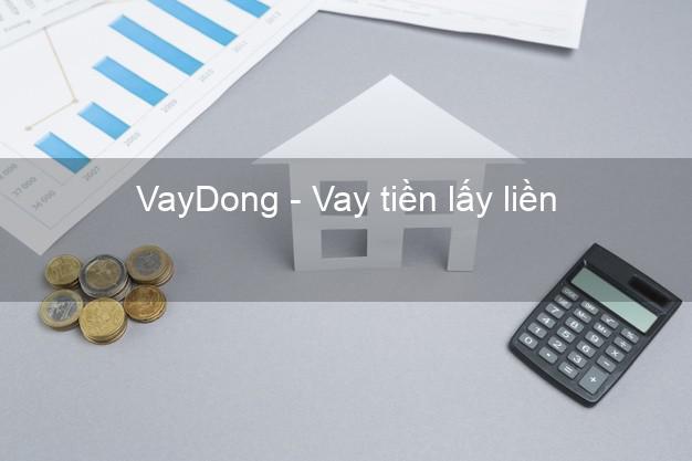 VayDong - Vay tiền lấy liền