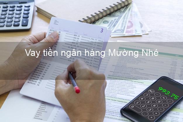 Vay tiền ngân hàng Mường Nhé