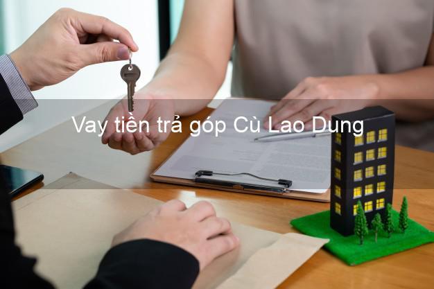 Vay tiền trả góp Cù Lao Dung
