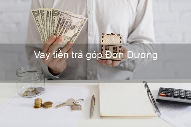 Vay tiền trả góp Đơn Dương