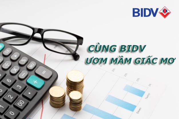 Vay tiền ngân hàng BIDV
